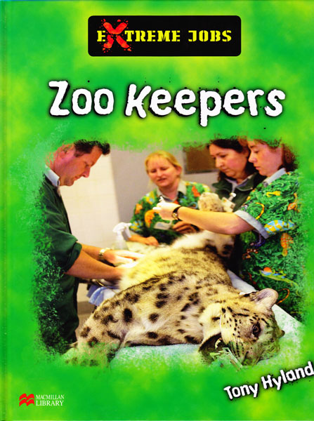 Extreme Jobs Zoo Keepers